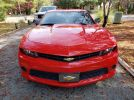5th gen red 2015 Chevrolet Camaro LS automatic For Sale