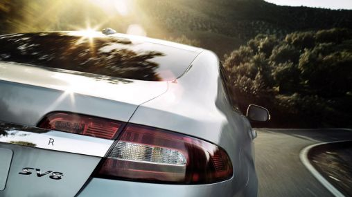 2009 Jaguar XF Supercharged 4.2-liter V8 1920×1080 HD