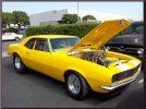 1967 Chevrolet Camaro Pro Street 1400hp [SOLD]