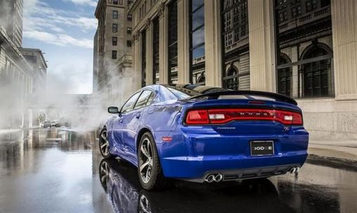 2013 Dodge Charger limited edition Daytona package