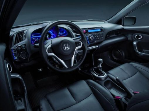 2013 Honda CR-Z Overview