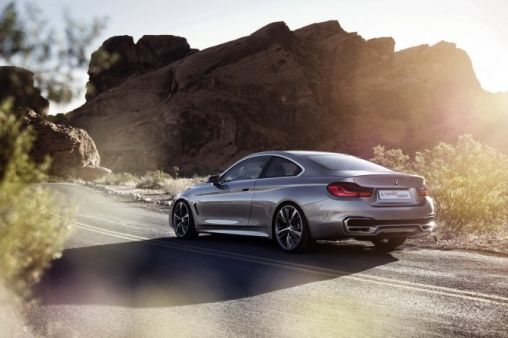 2014 BMW 4 series Overview