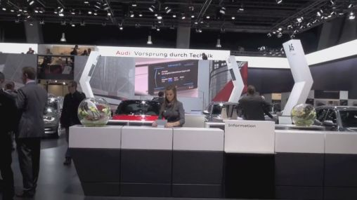2013 European Motor Show Brussels Overview