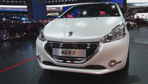 2013 Peugeot 208 GTi priced at $29,860 plus release date