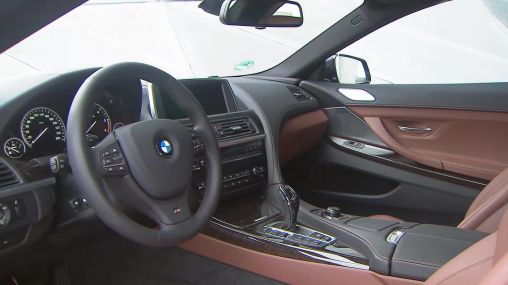 2013 BMW 640d xDrive Coupe Interior Overview