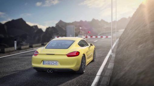 2013 Porsche Cayman S 3.4-liter flat-six 325 hp Overview