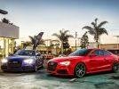 2013 Audi RS5 4.2-liter V8 450 hp Coupe 1920×1080 HD