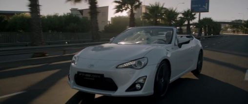 2014 Toyota GT86 Convertible Concept 2.0-liter Overview