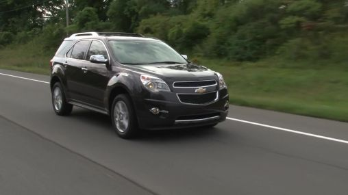 Important Reasons to Purchase 2013 Chevrolet Equinox
