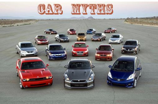 False car myths – the truth can be discovered in here