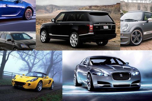 Finding next-to-new used cars that were built in Britain