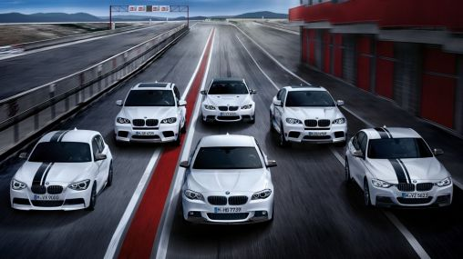 BMW M3 M5 X5 M X6 M 1M series performance 1920×1080 HD