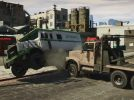 Grand Theft Auto V vehicles from gameplay footage