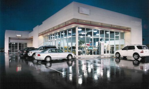 Why use a specialist dealership