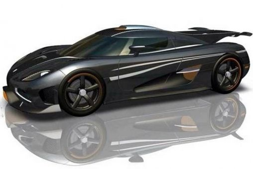 The new fastest car in the world will be Koenigsegg One:1?