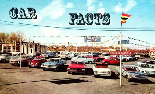 Another 10 interesting facts about cars