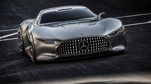 The Magnificent Mercedes-Benz AMG Vision Gran Turismo Concept!