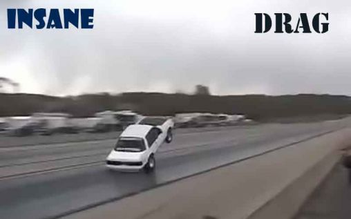 Most insane drag racing crashes of all time