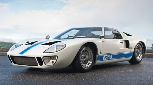 1966 Ford GT40 Famous American Muscle Car 1920×1080 HD