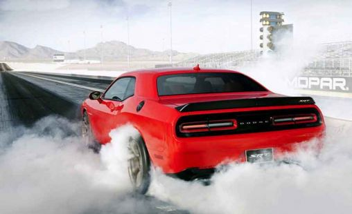 2015 Dodge Challenger SRT Hellcat – The most powerful muscle car ever