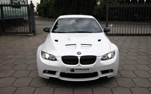 Car Tuning: BMW M3 E92 Wide Body Kit by Prior-Design