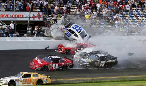 Do You Love The Thrill Of Speed Racing Sports? NASCAR Is The Best Choice!