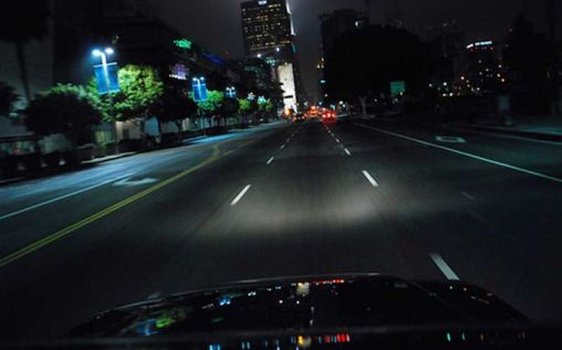 Driving At Night: The Perils Of Night Driving