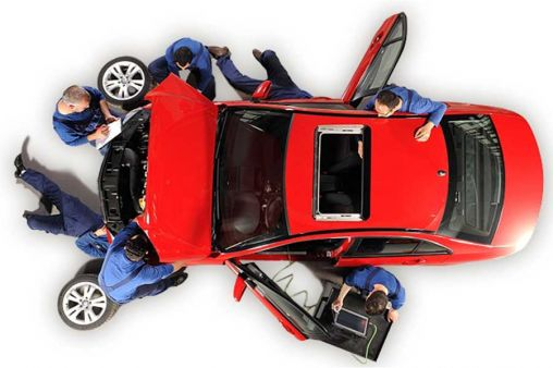 How To Find What Repairs A Used Car Has Undergone