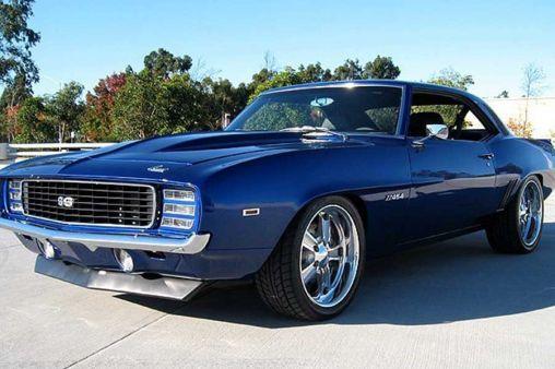1969 Chevy Camaro project car g-machine/resto-mod full story [FINAL]