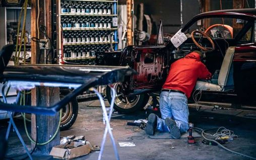 Getting Your Vehicle On Its Feet Without A Mechanic