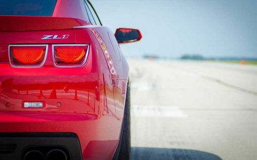 Chevrolet Camaro ZL1: The Need For Speed