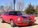 2nd gen classic red 1973 Chevrolet Camaro automatic For Sale