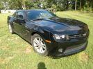 5th gen black 2015 Chevrolet Camaro automatic For Sale