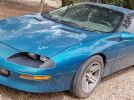 4th generation blue 1996 Chevrolet Camaro automatic [SOLD]