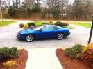 Blue 1995 Chevrolet Camaro Z28 LT1 V8 automatic For Sale
