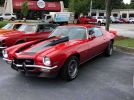 2nd generation classic red 1973 Chevrolet Camaro Z28 For Sale