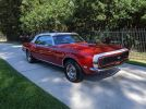 1st gen red 1968 Chevrolet Camaro RS convertible V8 For Sale