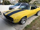 1st gen yellow 1969 Chevrolet Camaro Z28 Tribute Car For Sale
