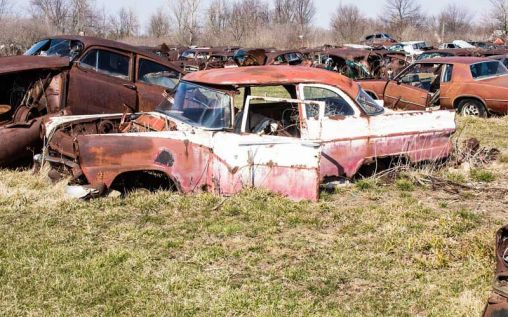 Cash for Junk Cars: Four Myths About Junk Cars