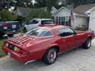 2nd generation classic red 1980 Chevrolet Camaro Sport Coupe For Sale