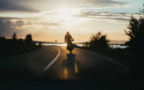 Getting On the Road On a Motorcycle
