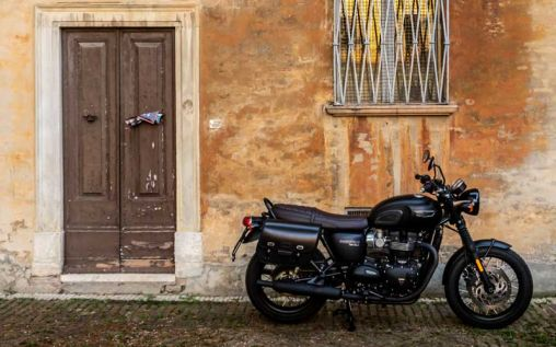The most common causes of motorcycle accidents