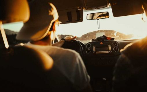 Wearing glasses behind the wheel. Important facts every motorist should know