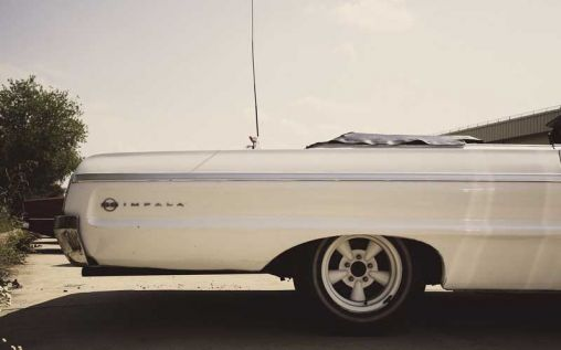 Can You Make Money Trading Vintage Car Parts?