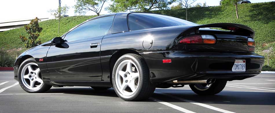 2015 Camaro Ss For Sale >> Black 1997 Chevrolet Camaro SS LT1 Hardtop [SOLD ...